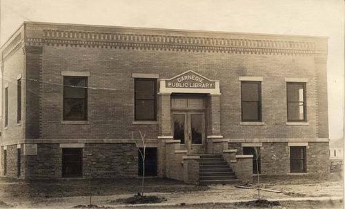 Burwell Public Library